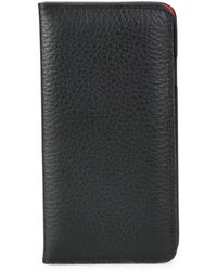 Saks Fifth Avenue - Pebbled Leather Iphone 6 Case - Lyst