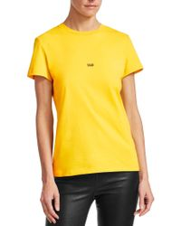 Helmut Lang - New York Taxi Tee - Lyst