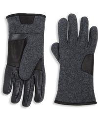 UGG - Fabric Smart Gloves - Lyst