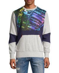 PRPS - Graphic Crewneck Sweatshirt - Lyst