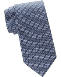 Brioni - Regimental Striped Silk Tie - Lyst