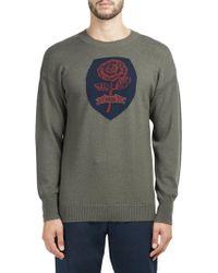 Kent & Curwen - Graphic Sweater - Lyst