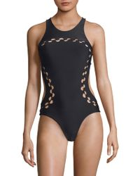 Mikoh Swimwear - Mahina One-piece Swimsuit - Lyst