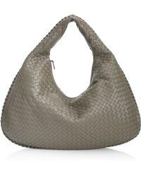 aaec66dce7 Lyst - Bottega Veneta Men s Veneta Maxi Convertible Tote Bag