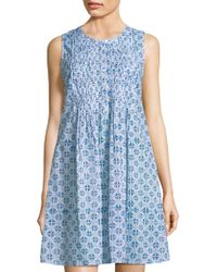 Roberta Roller Rabbit - Djerba Zasris Isola Fit-&-flare Dress - Lyst
