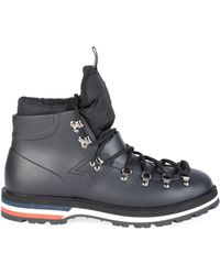 Moncler - Lace-up Boots Henoc - Lyst