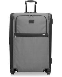 Tumi - Alpha Medium-trip Expandable Wheeled Suitcase - Lyst