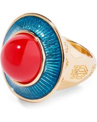 Aurelie Bidermann - Elvira Statement Ring - Lyst