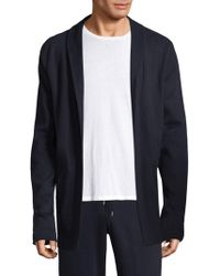 Hanro - Open Front Jacket - Lyst