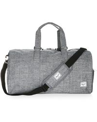 Herschel Supply Co. - Kid's Raven Crosshatch Duffel Bag - Lyst