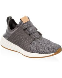 New Balance - Cruz Knit Low-top Sneakers - Lyst
