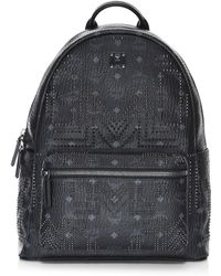 MCM - Medium Stark Gunta Studded Backpack - Lyst