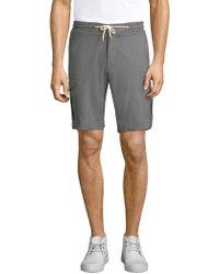 Eleventy - Stretch Cargo Shorts - Lyst