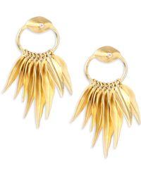 Elizabeth and James | Sienna Drop Earrings | Lyst