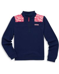 Vineyard Vines - Whale Out Cotton Jacket - Lyst