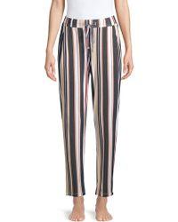 Hanro - Sleep And Lounge Woven Long Pants - Lyst