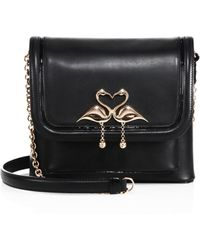 Sophia Webster | Claudie Small Leather Cross-body Bag | Lyst