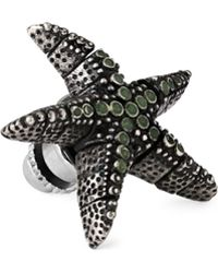 Tateossian - Mechanical Animal Starfish Pin - Lyst