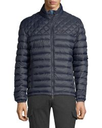 Strellson - Slim-fit Quilted Jacket - Lyst