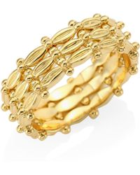 Temple St. Clair - Vigna 18k Yellow Gold Ring - Lyst