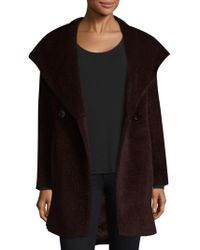 Trina Turk - Grace Wrap Coat - Lyst