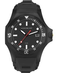 Givenchy | Five Shark Analog Watch | Lyst