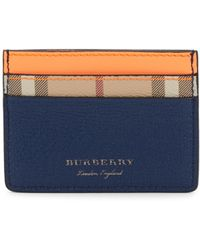 Burberry | Sandon Card Case | Lyst