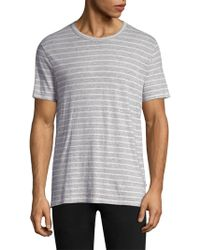 Sol Angeles - Peppered Stripe Tee - Lyst