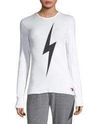 Aviator Nation - Bolt Thermal Shirt - Lyst