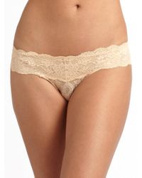 Cosabella | Never Say Never Cutie Low-rise Thong | Lyst