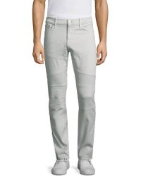 Polo Ralph Lauren - Stretch Moto Skinny Fit Jeans - Lyst