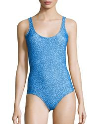 Cover   Pavimento One-piece Swimsuit   Lyst