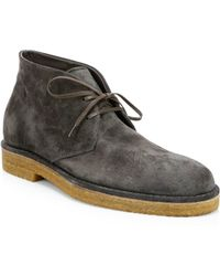Vince - Crofton Suede Chukka Boots - Lyst