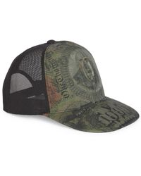 Givenchy - Abstract Dollar Printed Cap - Lyst