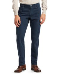 Brunello Cucinelli - Five-pocket Skinny Jeans - Lyst