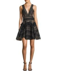 Thurley - Halley's Comet Fit-&-flare Dress - Lyst