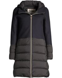 Herno - Nuage Wool-blend Puff Down Jacket - Lyst