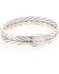 John Hardy - Modern Chain Sterling Silver Bracelet - Lyst