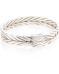 John Hardy - Modern Chain Sterling Silver Small Bracelet - Lyst