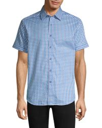 Robert Graham - Morales Gingham Button-down Shirt - Lyst