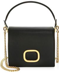 Roger Vivier | Crossbody Leather Day Bag | Lyst