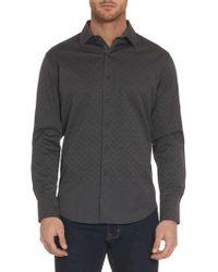 Robert Graham - Wallace Printed Sport Shirt - Lyst
