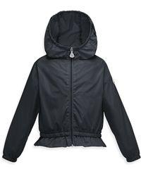 Moncler   Little Girl's & Girl's Camelien Windbreaker Hooded Jacket   Lyst