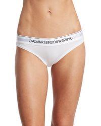 CALVIN KLEIN 205W39NYC - Stretch Bikini Bottom - Lyst