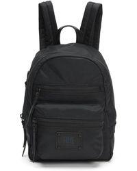Frye - Ivy Mini Backpack (matte Black Nylon) Backpack Bags - Lyst
