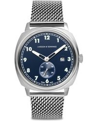 Larsson & Jennings - Meridian Stainless Steel Chain Strap Watch - Lyst