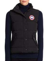 Canada Goose - Down Freestyle Vest - Lyst