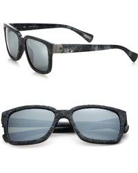 Lanvin - 54mm Square Sunglasses - Lyst