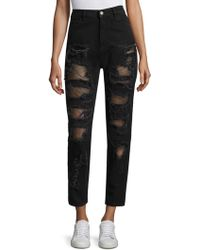 Tommy Hilfiger - Punk Ripped Jeans - Lyst