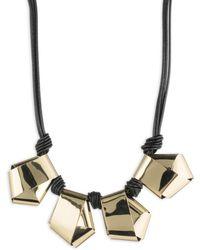 Alexis Bittar - Roxbury Muse Knot Necklace - Lyst
